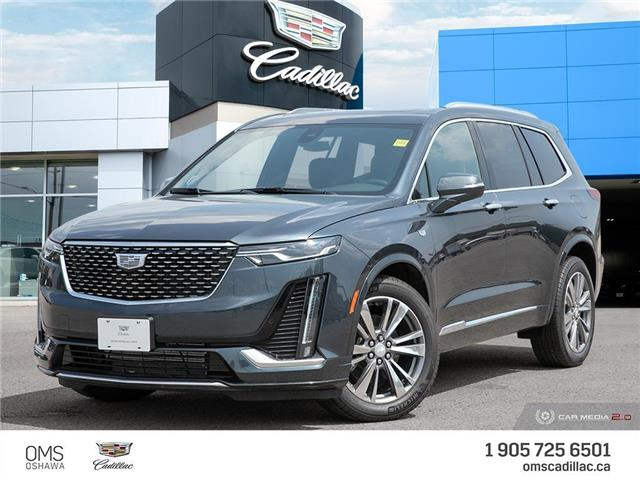 2021 Cadillac XT6 Premium Luxury (Stk: T1199541) in Oshawa - Image 1 of 34