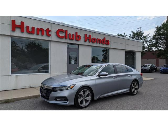 2018 Honda Accord Touring (Stk: 7992A) in Gloucester - Image 1 of 24