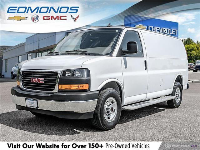 2019 GMC Savana 2500 Work Van (Stk: B10395) in Huntsville - Image 1 of 27