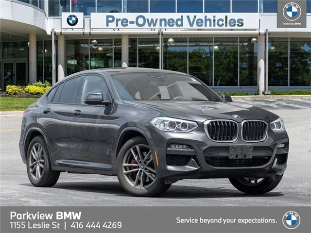 2021 BMW X4 xDrive30i (Stk: PP9972) in Toronto - Image 1 of 22