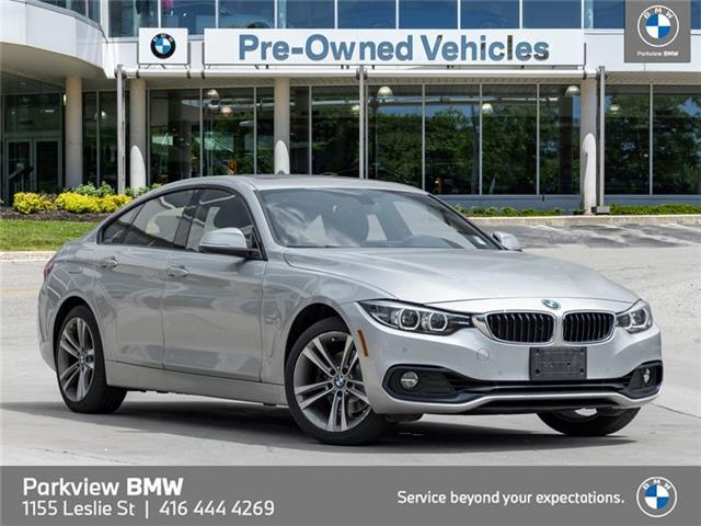 2018 BMW 430i xDrive Gran Coupe (Stk: PP9975) in Toronto - Image 1 of 24
