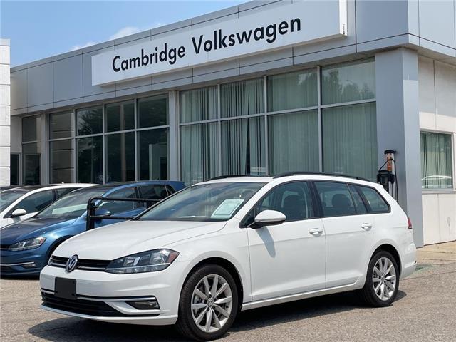 2019 Volkswagen Golf SportWagen 1.8 TSI Highline (Stk: P7477) in Cambridge - Image 1 of 28