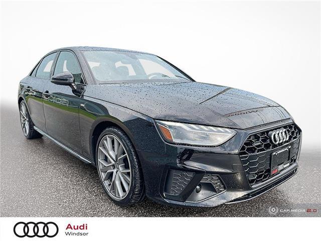 2021 Audi A4 45 Progressiv (Stk: 21220) in Windsor - Image 1 of 30