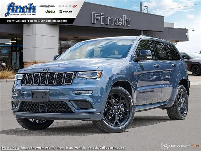 2021 Jeep Grand Cherokee Limited (Stk: 101640) in London - Image 1 of 24