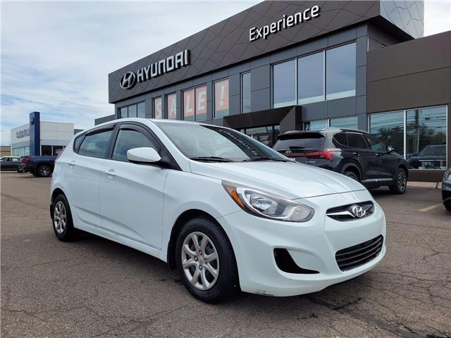 2014 Hyundai Accent GL (Stk: N1416A) in Charlottetown - Image 1 of 14