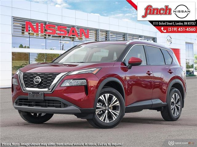 2021 Nissan Rogue SV (Stk: 16183) in London - Image 1 of 23