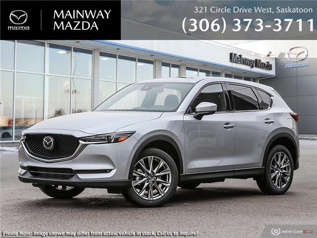 2021 Mazda CX-5 Signature (Stk: M21421) in Saskatoon - Image 1 of 23