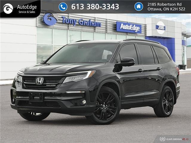 2019 Honda Pilot Black Edition (Stk: A0786) in Ottawa - Image 1 of 28