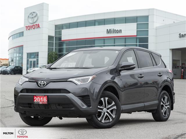 2016 Toyota RAV4 LE (Stk: 479850) in Milton - Image 1 of 21