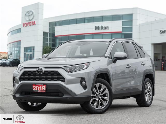 2019 Toyota RAV4 XLE (Stk: 022513A) in Milton - Image 1 of 23