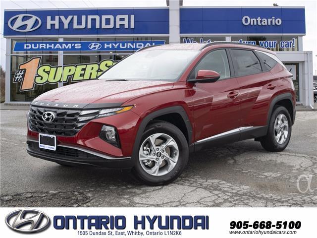 2022 Hyundai Tucson Preferred (Stk: 13-022145) in Whitby - Image 1 of 20