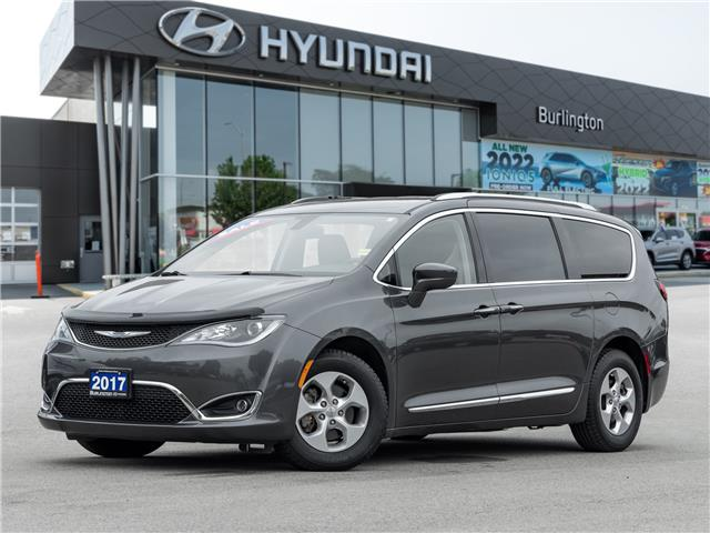 2017 Chrysler Pacifica Touring-L Plus (Stk: N2845A) in Burlington - Image 1 of 22