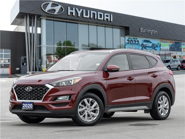 2020 Hyundai Tucson Preferred (Stk: U1030) in Burlington - Image 1 of 23