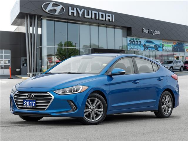 2017 Hyundai Elantra GL (Stk: U1085) in Burlington - Image 1 of 22