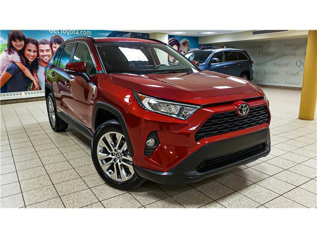 2021 Toyota RAV4 XLE (Stk: 210775) in Calgary - Image 1 of 14