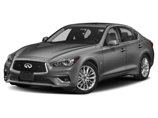 2021 Infiniti Q50 Luxe (Stk: H9781) in Thornhill - Image 1 of 9