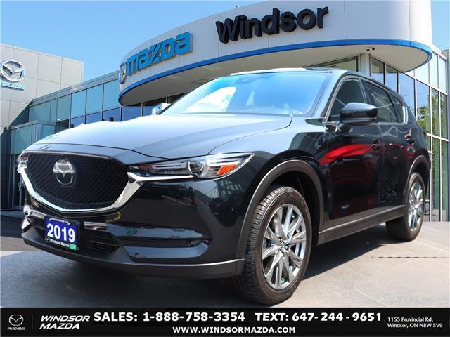 2019 Mazda CX-5 Signature (Stk: PR35688) in Windsor - Image 1 of 26