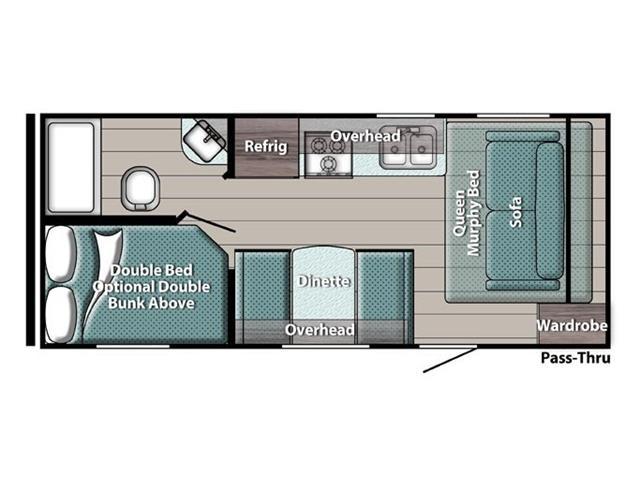 New 2021 Gulfstream TRAILMASTER 197BH   - Edmonton - Heartland Wholesale & RV
