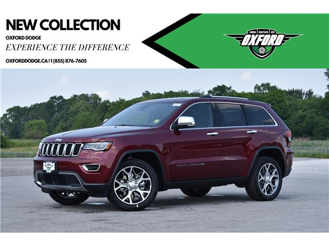 2021 Jeep Grand Cherokee Limited (Stk: 21558) in London - Image 1 of 24