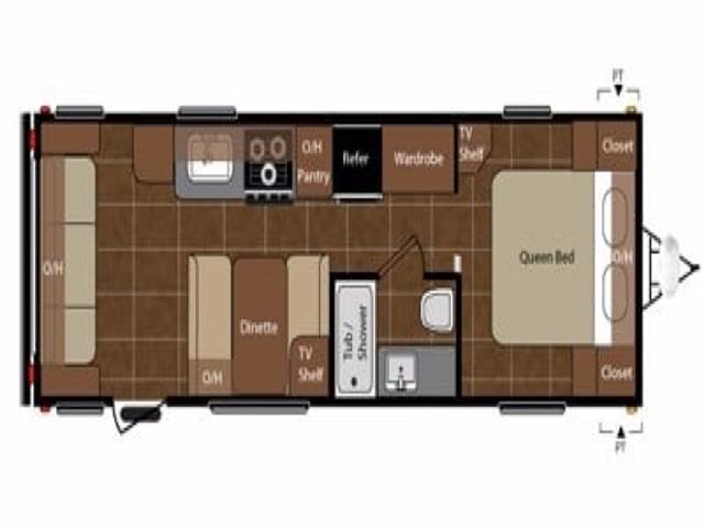 Used 2013 Keystone SPRINGDALE   - Edmonton - Heartland Wholesale & RV