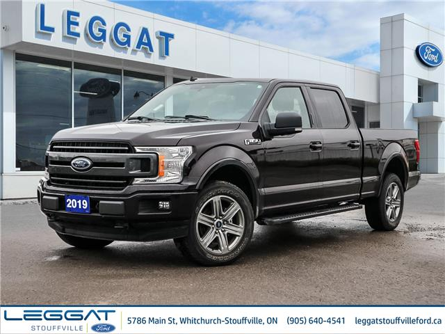 2019 Ford F-150  (Stk: P077) in Stouffville - Image 1 of 27