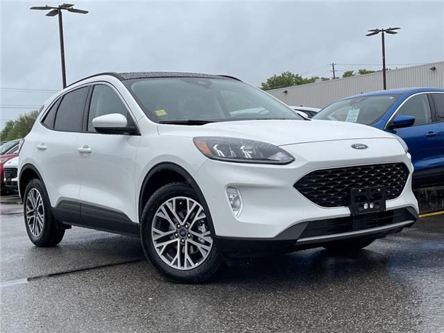 2021 Ford Escape SEL (Stk: 21T494) in Midland - Image 1 of 14