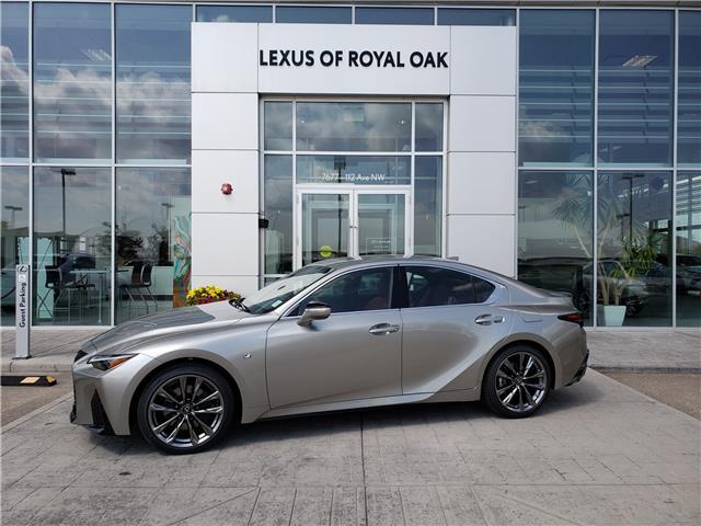2021 Lexus IS 300 Base (Stk: L21480) in Calgary - Image 1 of 12