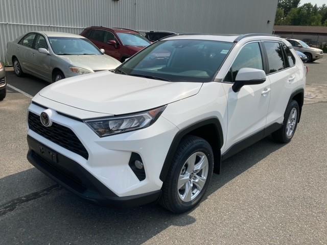 2021 Toyota RAV4 XLE (Stk: TX259) in Cobourg - Image 1 of 10