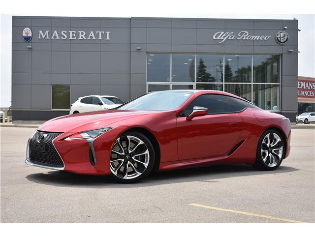 2018 Lexus LC 500 Base (Stk: M21042A) in London - Image 1 of 30