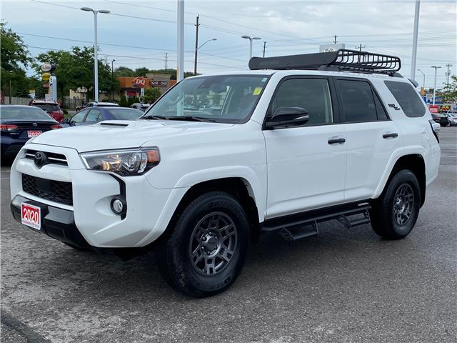 2020 Toyota 4Runner Base (Stk: W5383A) in Cobourg - Image 1 of 26