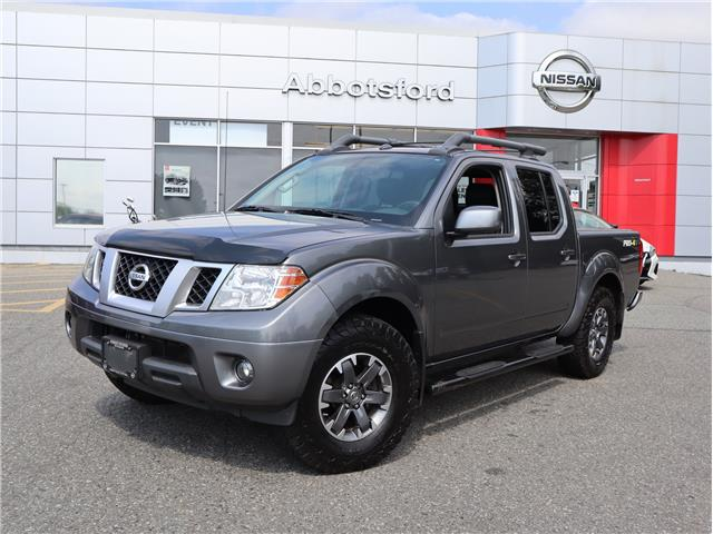 2016 Nissan Frontier PRO-4X (Stk: A19332B) in Abbotsford - Image 1 of 31