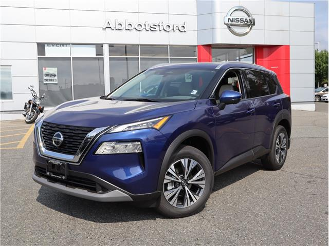 2021 Nissan Rogue SV (Stk: A21225) in Abbotsford - Image 1 of 29