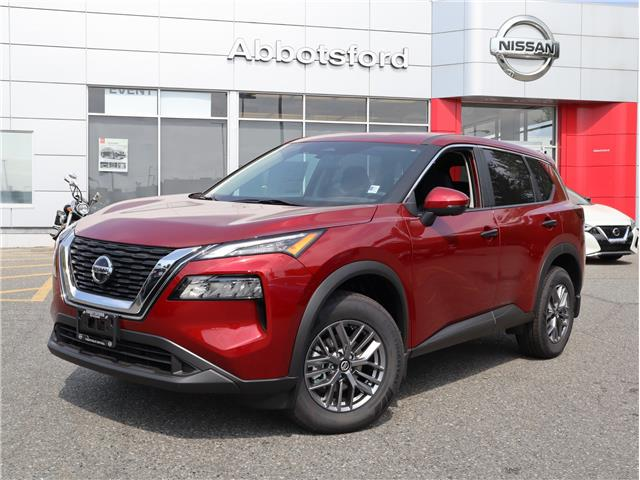 2021 Nissan Rogue S (Stk: A21219) in Abbotsford - Image 1 of 28
