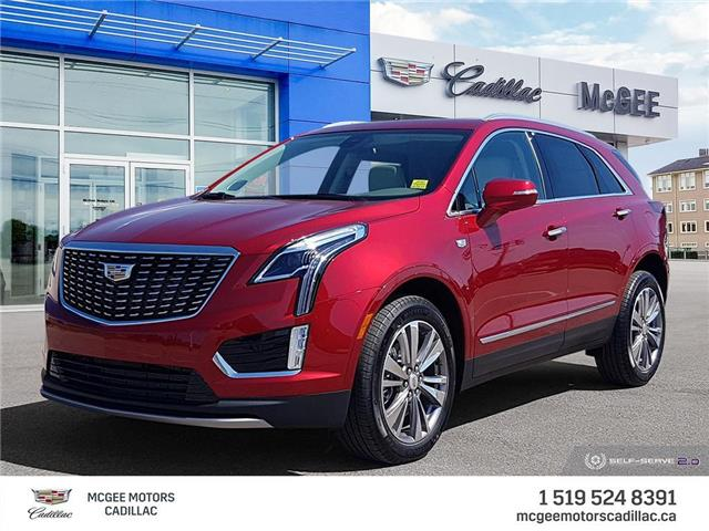 2021 Cadillac XT5 Premium Luxury (Stk: 210223) in Goderich - Image 1 of 28