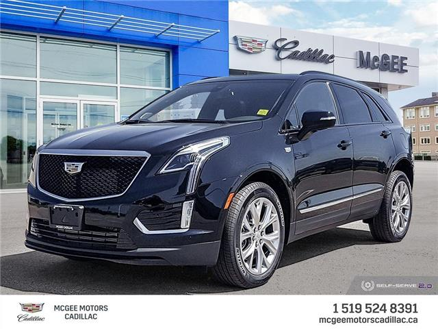 2021 Cadillac XT5 Sport (Stk: 107504) in Goderich - Image 1 of 27