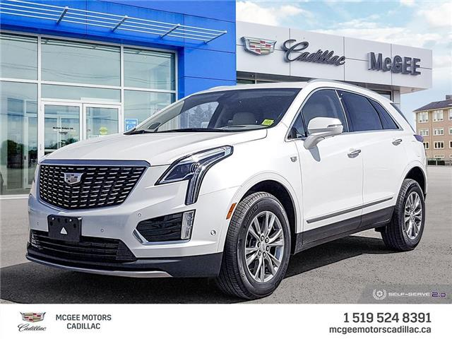 2021 Cadillac XT5 Premium Luxury (Stk: 215704) in Goderich - Image 1 of 28