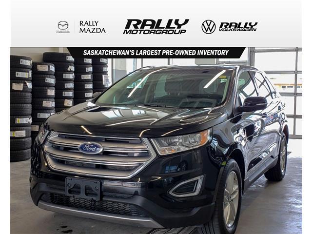 2017 Ford Edge SEL (Stk: V1617) in Prince Albert - Image 1 of 14