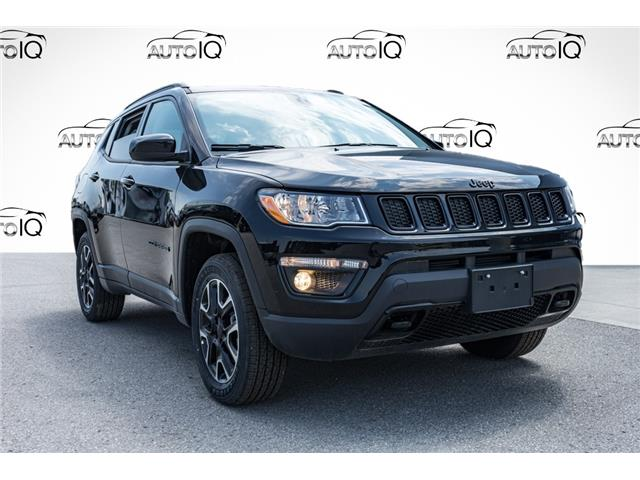 2021 Jeep Compass Sport (Stk: 44355) in Innisfil - Image 1 of 24