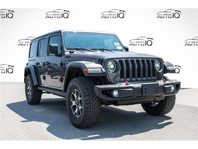 2021 Jeep Wrangler Unlimited Rubicon (Stk: 44924) in Innisfil - Image 1 of 24