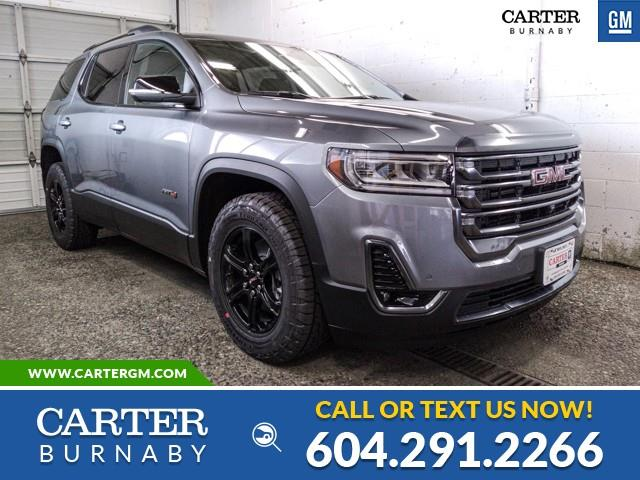 2021 GMC Acadia AT4 (Stk: R1-34210) in Burnaby - Image 1 of 12