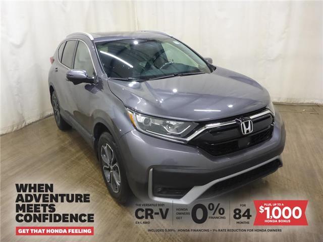 2021 Honda CR-V EX-L (Stk: 2150150) in Calgary - Image 1 of 26