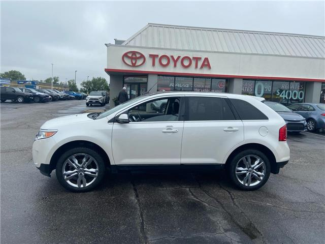 2013 Ford Edge Limited (Stk: 2107701) in Cambridge - Image 1 of 21