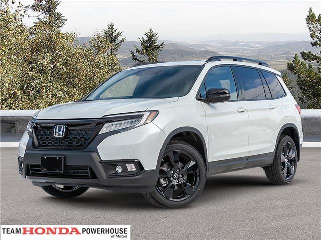 2021 Honda Passport Touring (Stk: 21453) in Milton - Image 1 of 9