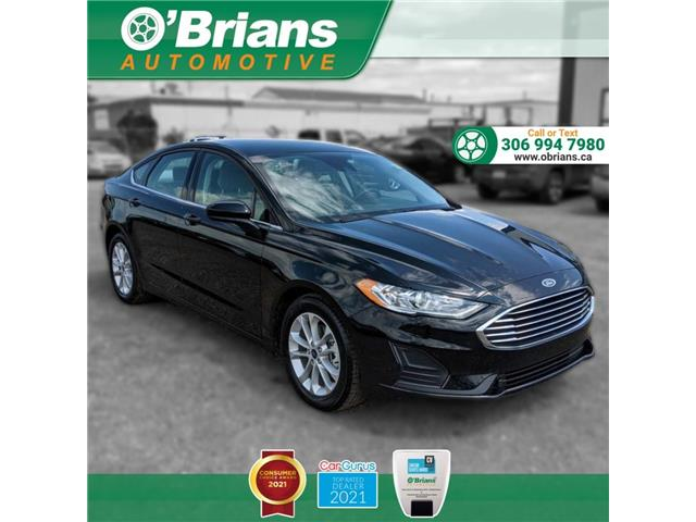 2020 Ford Fusion SE (Stk: 14672A) in Saskatoon - Image 1 of 35