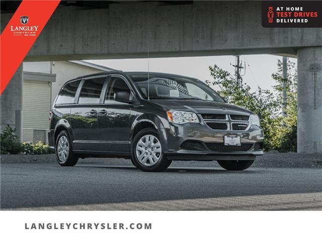 2019 Dodge Grand Caravan CVP/SXT (Stk: M743096A) in Surrey - Image 1 of 26