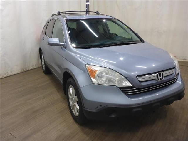 2008 Honda CR-V EX-L (Stk: 21070506) in Calgary - Image 1 of 27