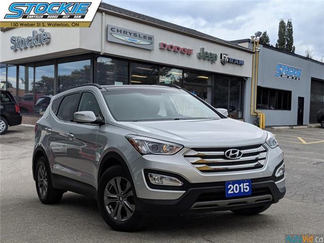 2015 Hyundai Santa Fe Sport  (Stk: 36775) in Waterloo - Image 1 of 29