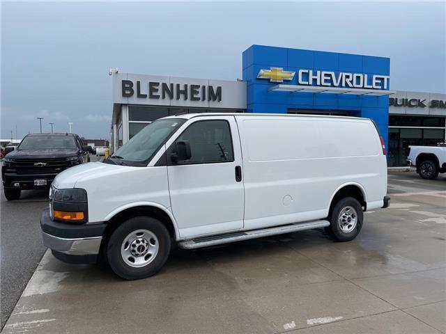 2019 GMC Savana 2500 Work Van (Stk: 1B020A) in Blenheim - Image 1 of 18