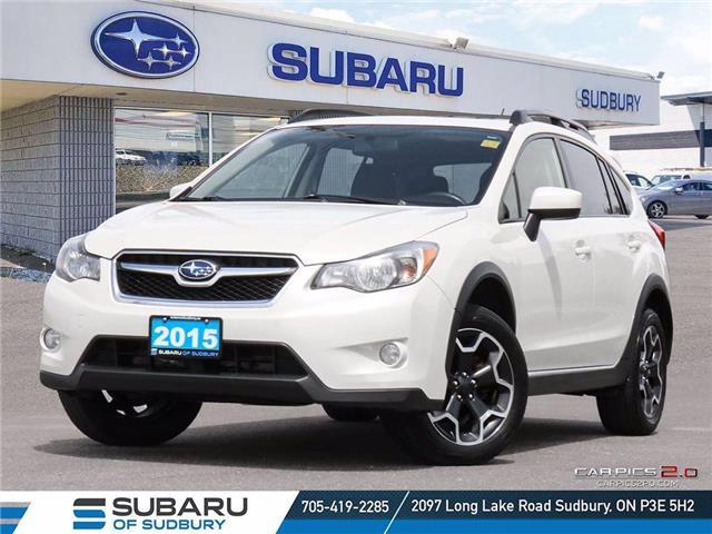 2015 Subaru XV Crosstrek Touring (Stk: S21253A) in Sudbury - Image 1 of 20