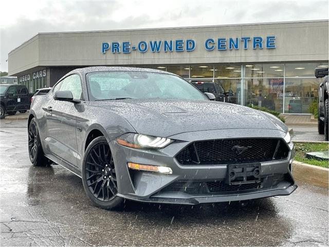 2021 Ford Mustang GT Premium (Stk: M7525) in Brampton - Image 1 of 25